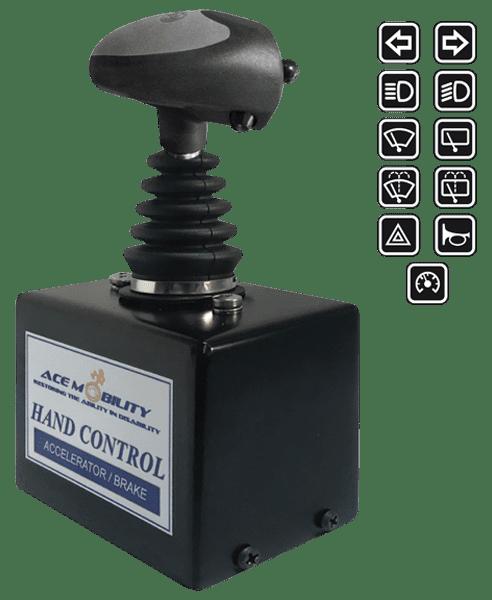 COM Hand Control